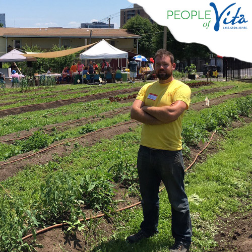 People of Vita - Fairgate Farm Manager Pete